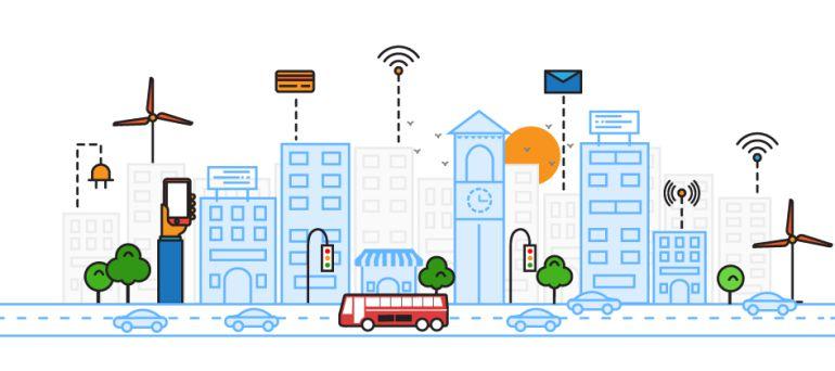 Resultado de imagen para transporte en smartcity