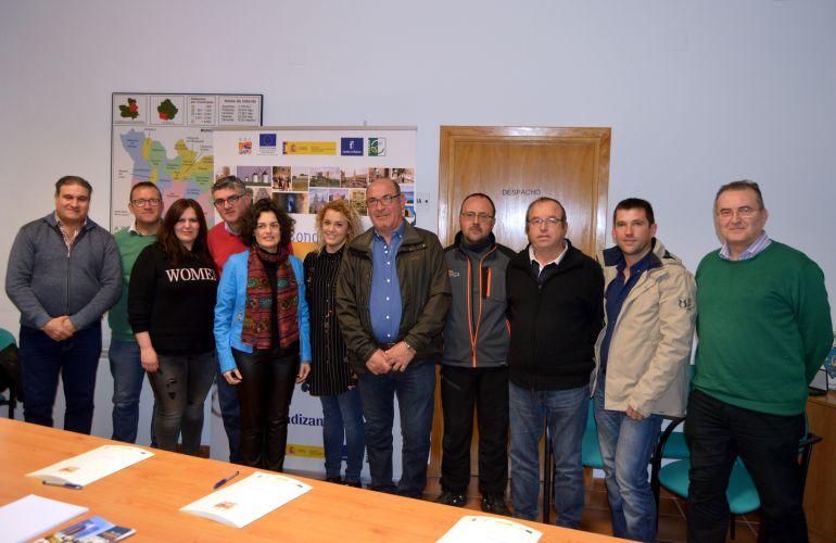 Nueva inversión de 525.000 euros en la Mancha conquense a través del Plan de Desarrollo Rural