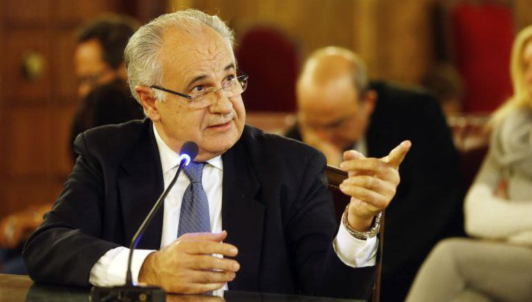 El exconseller Rafael Blasco