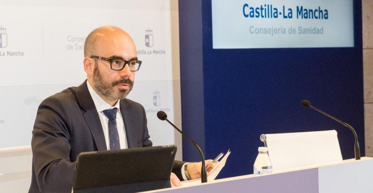 Íñigo Cortázar, director general de Recursos Humanos del SESCAM,