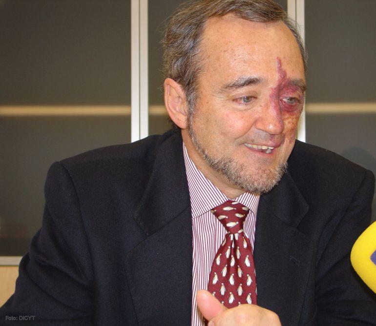 El oncólogo Mariano Barbacid