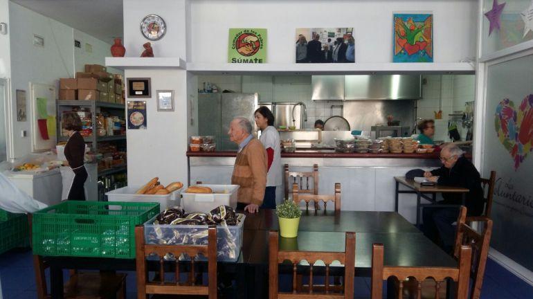 El Comedor de los Pobres de Salamanca.