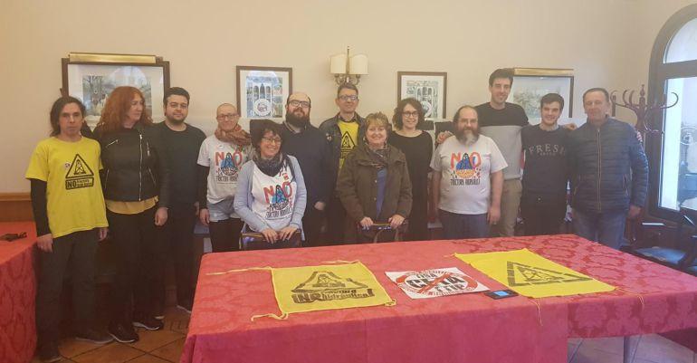 Se reactiva la lucha contra el 'fracking' en La Mancha