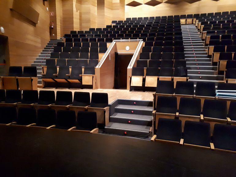 El Teatro Coliseo acoge buena parte de las actuaciones musicales y teatrales en Eibar