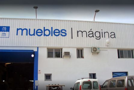 Sede central de Muebles Mágina.