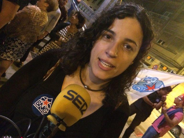 La diputada Noa Presas pide que se cumpla un acuerdo aprobado hace seis meses