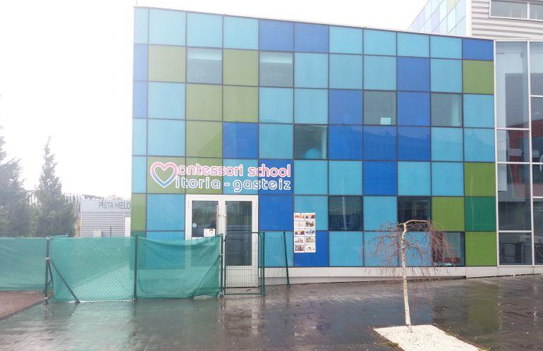 Las instalaciones de Montessori School dentro del recinto del Bakh
