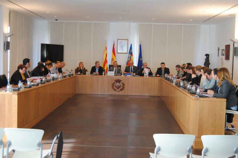 Vila-real aprueba la liquidación del 2017 con 4,6 millones en remanentes