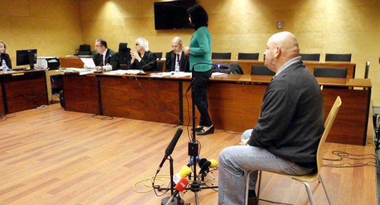 Una imatge del judici.