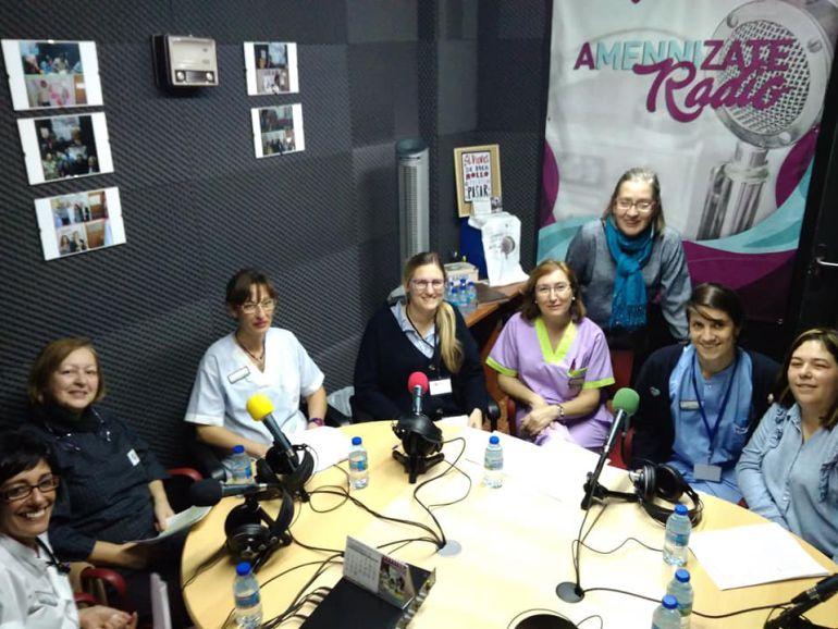 Instalaciones de Amennizate Radio / Facebook