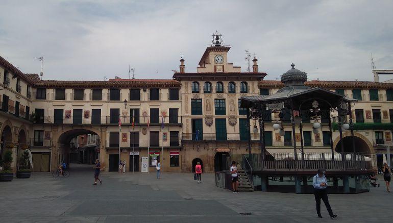 Plaza Tudela
