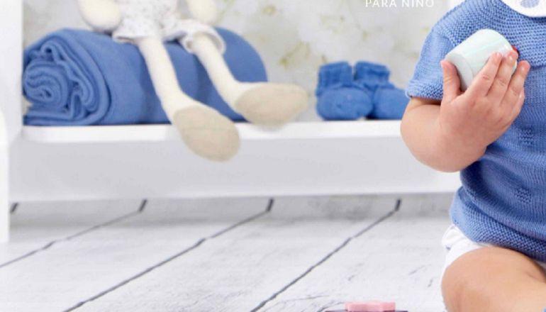 Ropa infantil con diseño propio