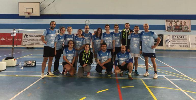 El Club Bádminton Úbeda participó en la quinta prueba del Circuito Provincial