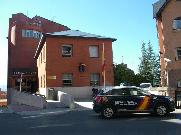 Comisaría provincial de Policía