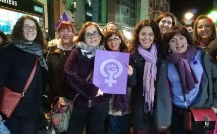 10.000 personas se suman a una histórica manifestación por la igualdad en Ciudad Real