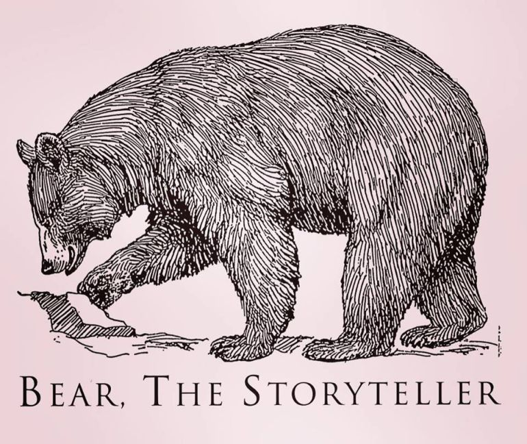 Bear, The Storyteller, proyecto musical de Rafael Merina