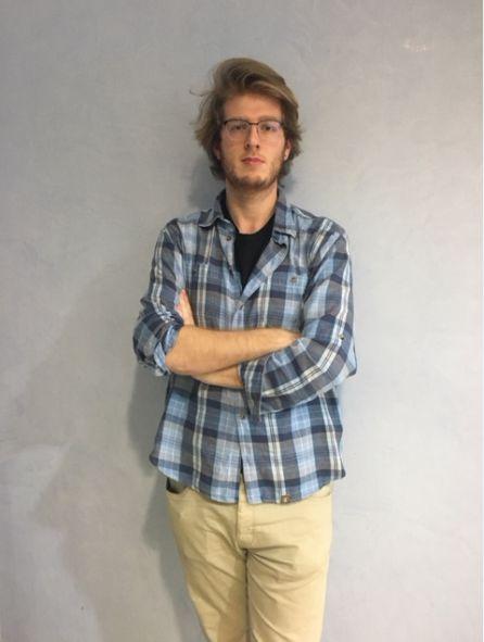 Rafa Merina, creador del proyecto Bear, The Storyteller