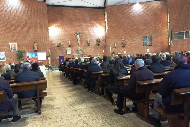 Imagen del funeral