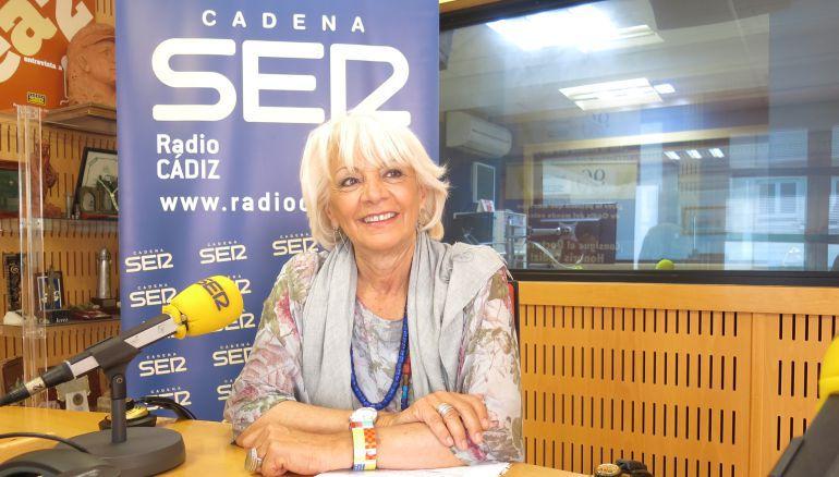 Teófila Martínez en Radio Cádiz