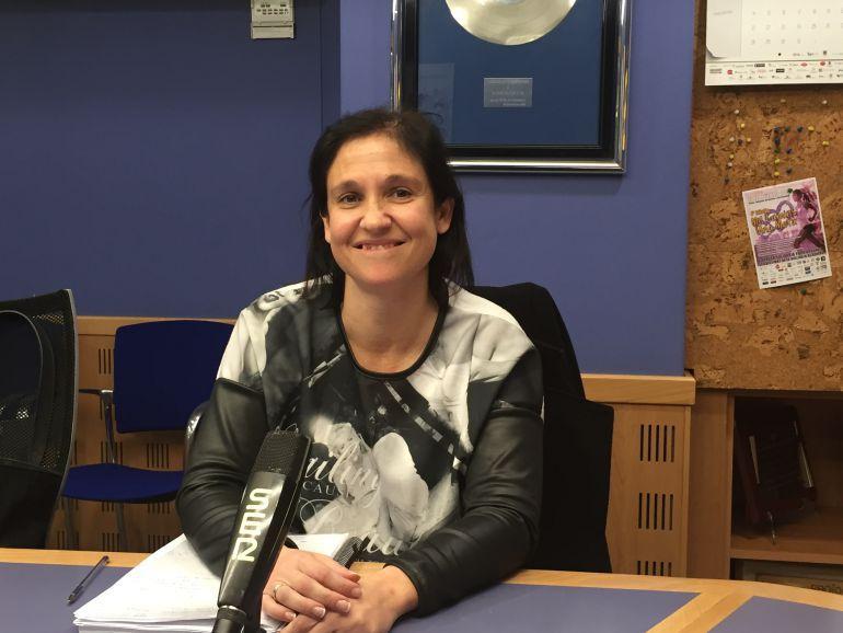 Ana Arabid, concejala de Hacienda