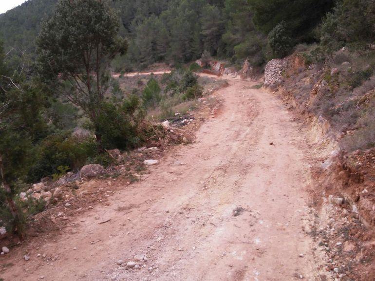 Imagen de archivo del Camino de sa Capelleta, en Sant Josep