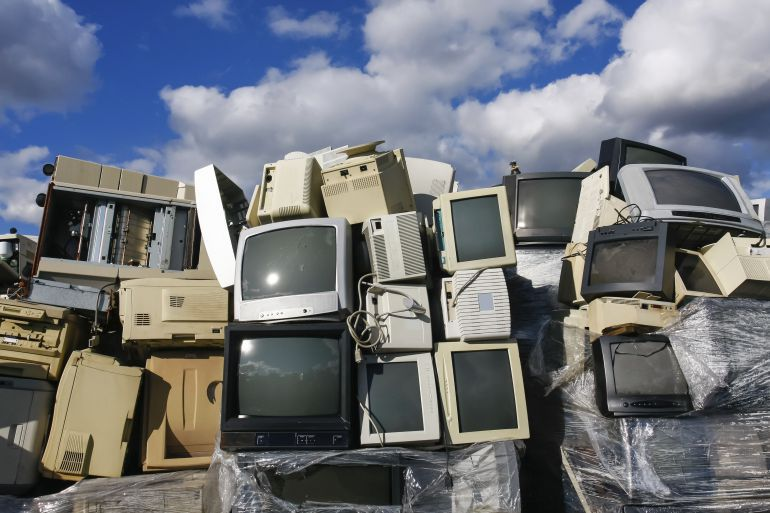 Durante el 2017 se han recogido un total de 213 toneladas de residuos de aparatos electrónicos y eléctricos en Ibiza