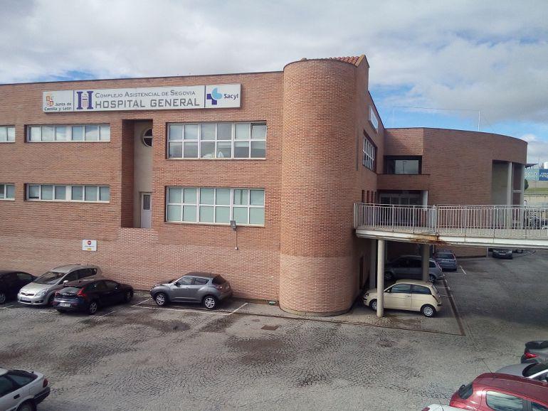 Fachada del Hospital General