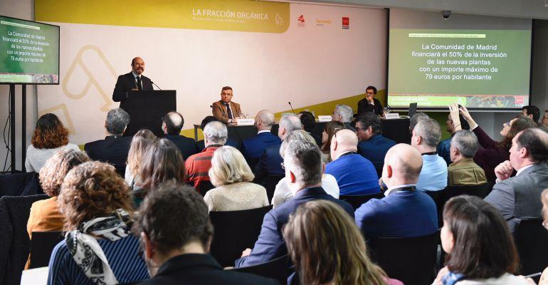 Presentación de Estrategia de Residuos de la Comunidad de Madrid
