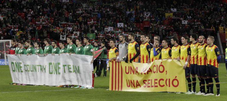 Euskadi quiere jugar contra Paraguay en mayo y organizar un 'cuatro naciones'
