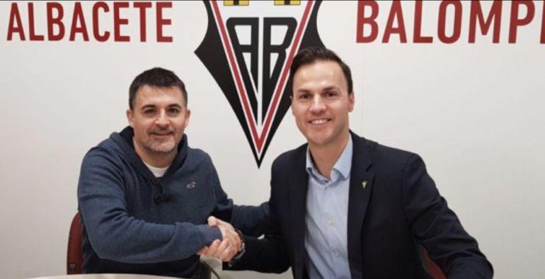 Albacete y Hummel ya 'diseñan' la próxima temporada
