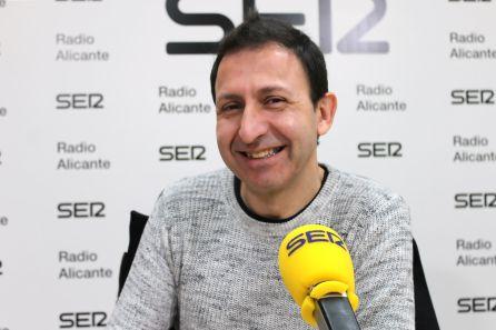 Paco Maciá, doctor Ingeniero en Informática y profesor titular en el Departamento de Tecnología Informática y Computación de la UA