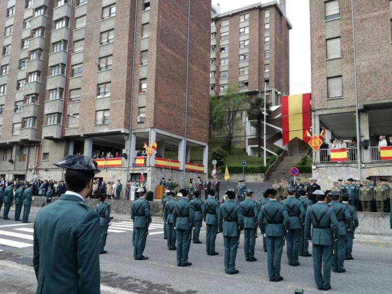 Los cuarteles de la Guardia Civil de Bizkaia y Gipuzkoa, entre los más viejos