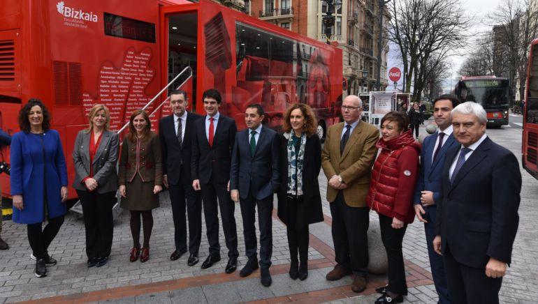 El PP denuncia los 277.000 euros gastados en el 'Rementebus'