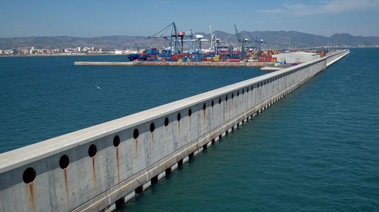 PortCastelló cierra el mejor febrero de su historia en tráfico total de mercancías