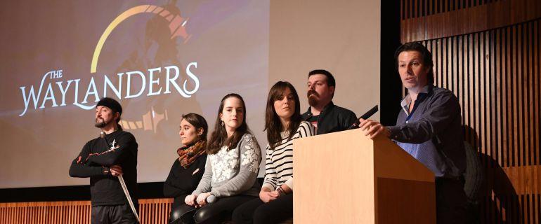 A Coruña | Videojuegos: Gato Salvaje lanza 'The Waylanders'