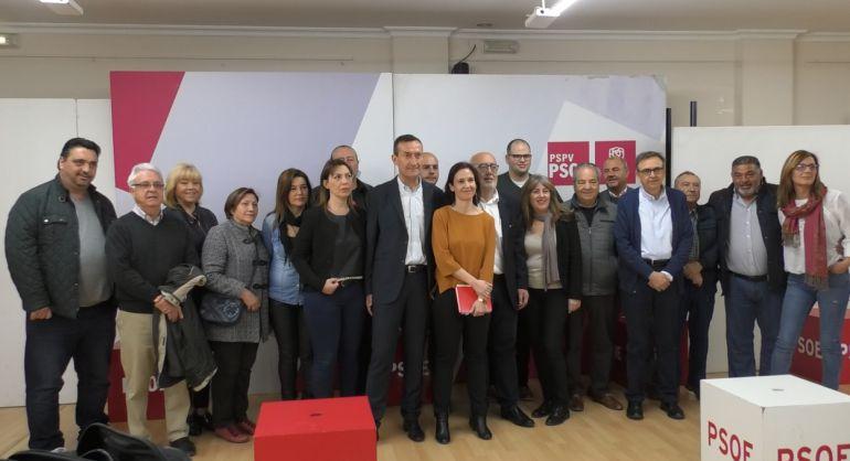 Ana Arabid presenta su candidatura