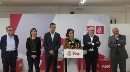 Ana Arabid consigue reunir en torno a su candidatura varias familias del PSOE, frente a los sanchistas de Alejandro Soler