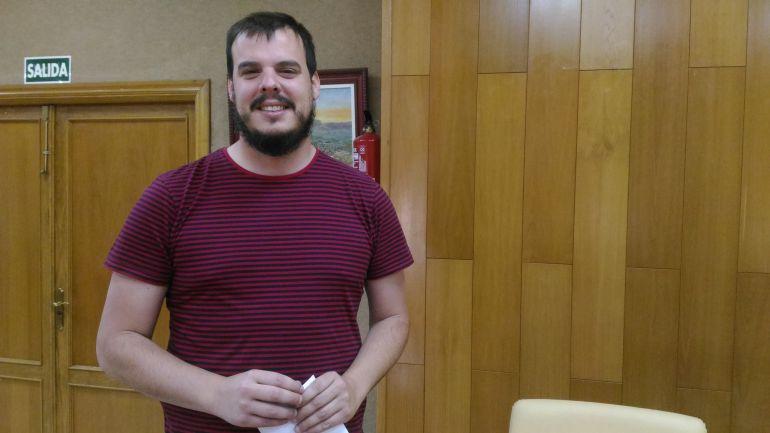 Iñaki Pérez, Portavoz de IU Elda
