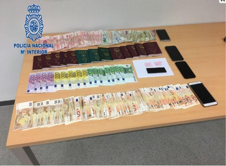 Cinco detenidos en Ibiza dentro de una operación que ha desmantelado una red de trata de personas