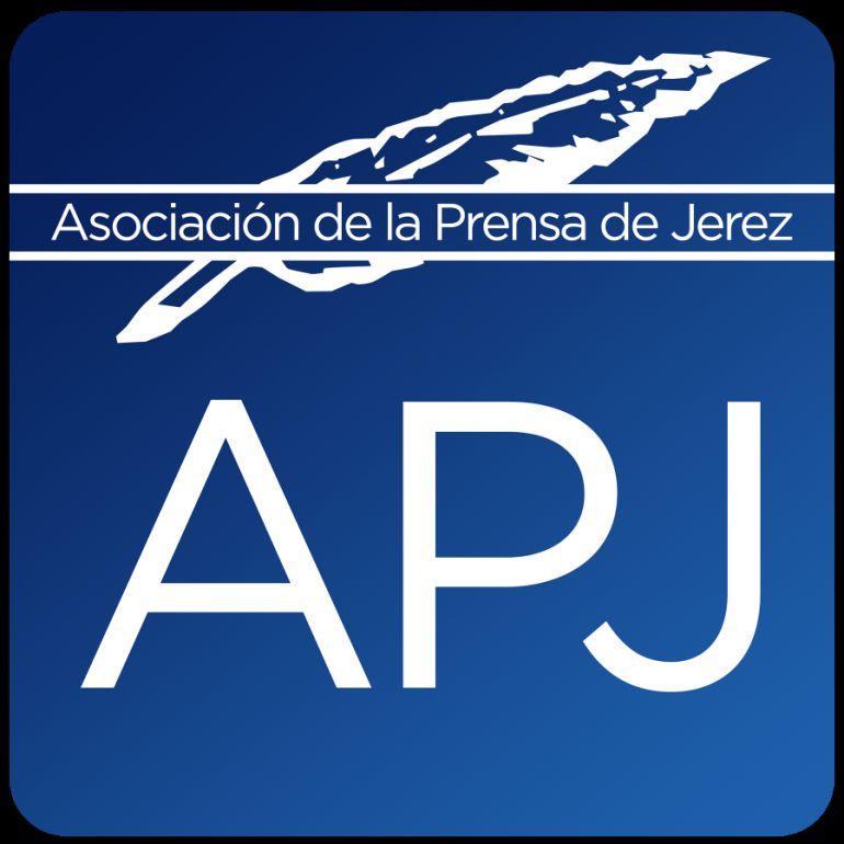 Anagrama de la Asociación de la Prensa de Jerez