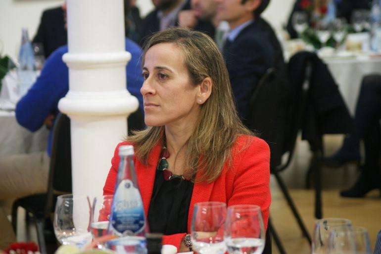 Ethel Vázquez dice que en días estará elaborado el convenio de la intermodal de Lugo