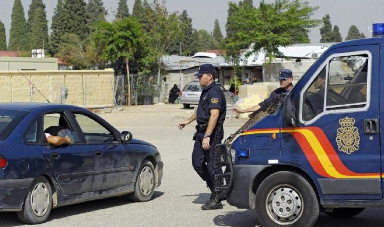 Macroperación policial con 24 detenidos en el Vacie, Torreblanca y las Tres Mil