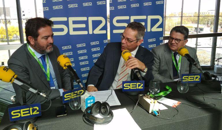 Especial Hoy por Hoy Sevilla desde la Andalucia Digital Week: Especial Hoy por Hoy Sevilla desde la Andalucia Digital Week