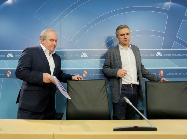 El PSOE pedirá a la Junta el detalle de la distribución de la publicidad