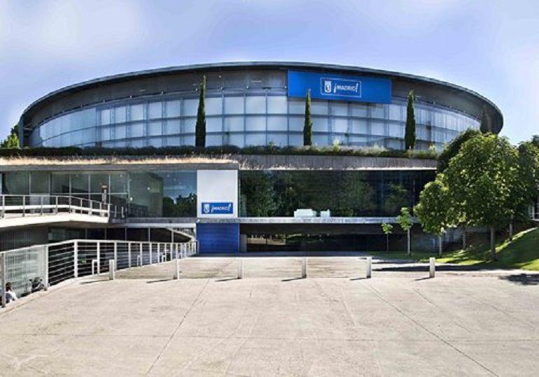 Imagen del Pabellón Multiusos Madrid Arena, escenario de la Final a 8 de la Copa del Rey 2018