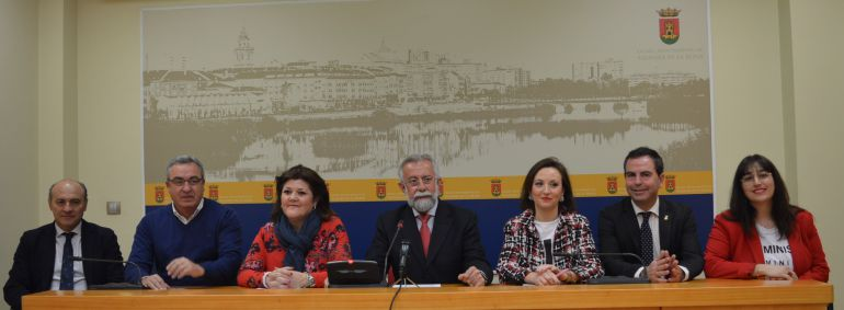 Ismael Sánchez, María Teresa Ortiz, Donantes de Sangre, Manuel Trigueros, Ángel Galán y Adán Muñoz