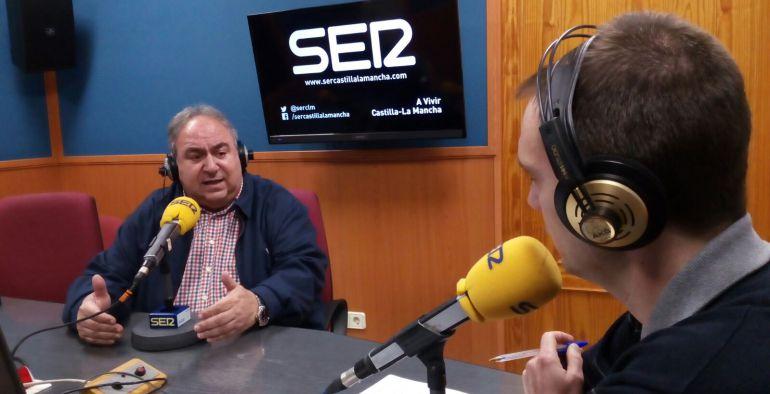 Vicente Tirado, secretario general del PP de Castilla-La Mancha
