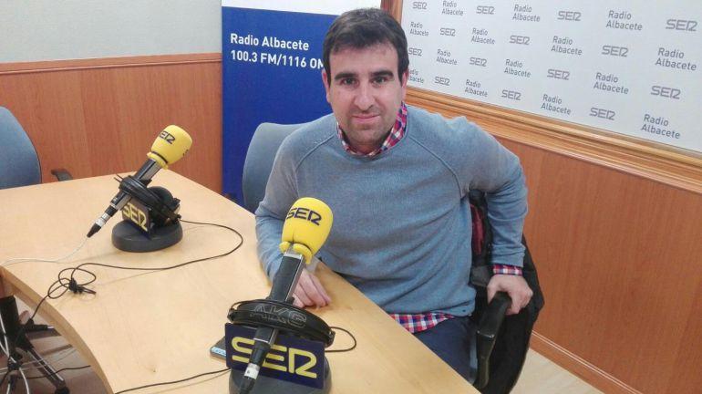 """Carlos del Valle: """"La última victoria nos ha dado mucha tranquilidad"""""""