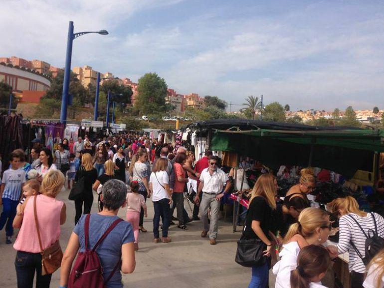 Los empresarios del mercadillo en Algeciras piden compensaciones por ...
