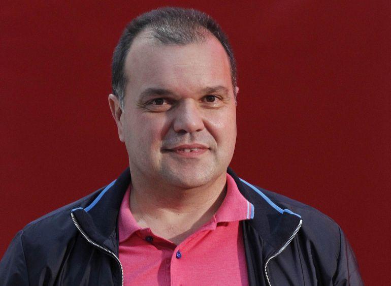José Luís Alperi, secretario general del SOMA
